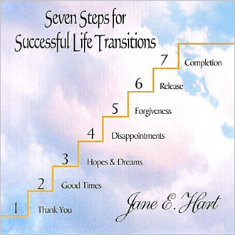 DOWNLOAD CD: Seven Steps For Successful Life Transitions