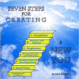 DOWNLOAD CD: Seven Steps for Creating a New You!