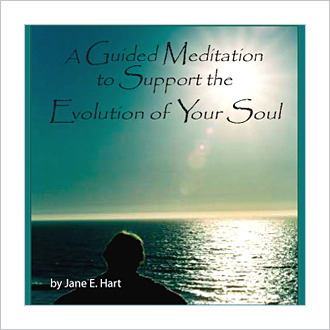 DOWNLOAD CD: A Guided Meditation to Support the Evolution of Your Soul