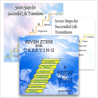 2 CD's and Workbook: The Seven Steps Complete Set!