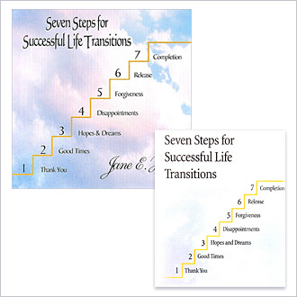 CD and Workbook (pdf): 7 Steps For Successful Life Transitions