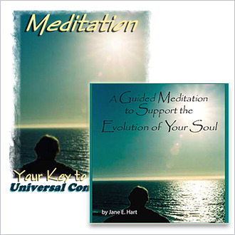 Book: Accessing Universal Consciousness With Guided Meditation